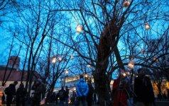 Pavasario lygiadienio šviesos ir ugnies misterija