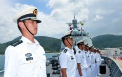 Для чего Китаю совместные военно-морские учения с Россией?