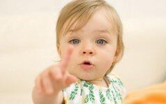 Vaikas nenori eiti į darželį: ką patars specialistė