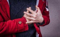Kaip išvengti trombozės, keliančios mirtiną pavojų?