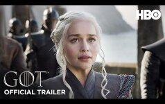 ВИДЕО: Первый трейлер седьмого сезона Игры престолов