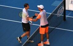"""Australian Open"", Andy Murray ir Miša Zverevas"