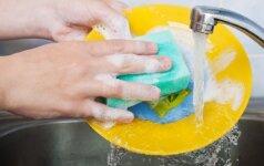 Губки для мытья посуды оказались смертельно опасными