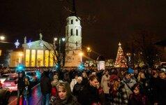 Опрос: действием демократии недовольны больше половины жителей Литвы