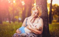Jei svarstote, žindyti ar nežindyti vaiką, turite žinoti