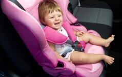 Neįtikėtina: 2 metų mažylė atpažįsta visus automobilius VIDEO