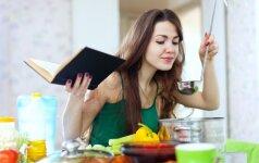 Vergijai virtuvėje – ne! 5 priežastys, kodėl neverta stovėti prie puodų