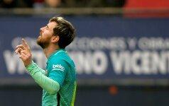 Lioneli Messi, Barcelona