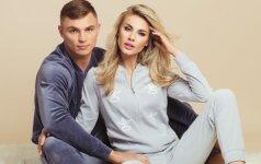 Modelis Simona Starkutė pradėjo kurti drabužius