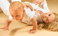 Ko geriau neklausti vaiką auginančių tėvų?