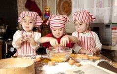 Trys saldumynai, kurie nekenkia vaikams Receptas
