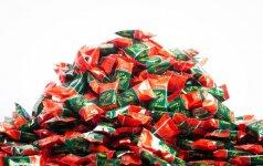 Sėkmės konkurse laimėkite net 5 kg saldainių!