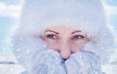 Šeimos gydytoja: kam šaltuoju metų laiku moterys turėtų skirti ypatingą dėmesį