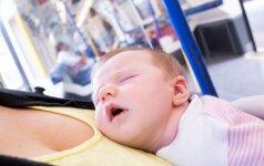 """""""Pypliukas"""": vaikų migdymo taisyklės, po kurių pamiršite bemieges naktis"""