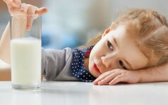 R. Bogušienė: kokie pieno produktai sveikiausi vaikams, o kokių geriau atsisakyti