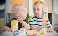 Kuris geriau vaikui – valstybinis ar privatus darželis: mamų diskusija