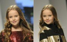 Kaip šiandien atrodo mergaitė, kuri buvo vadinta gražiausiu vaiku pasaulyje
