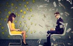 Testas. Kokio tipo žmogus esate: veiklos, sistemos, idėjų ar santykių?