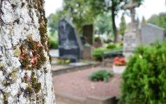 Susirūpinęs panevėžietis nustėro nuo kapinėse pamatyto vaizdo