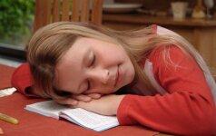 5 dažniausios priežastys, kodėl vaikai tingi mokytis