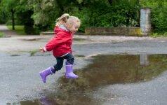 Kaip lavinti vaiką neišleidžiant nė cento?