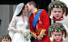 Kaip dabar atrodo garsioji mergaitė iš Kate Middleton vestuvių
