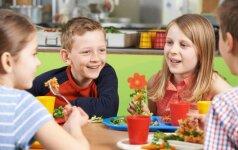 Vaikų mityba: prieskoniai ir maisto balansavimas