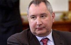Рогозин признал невозможность России догнать США в космосе