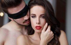 Kokie kvapai jaudina vyrus