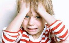 Vaikas pyksta: 3 protingiausi būdai, kaip reaguoti