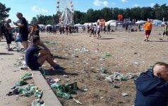 Įvertino muzikos festivalį Lenkijoje: įėjimas nemokamas, bet vargiai kartočiau