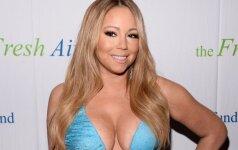 Mariah Carey pagaliau kapstosi iš stiliaus katastrofų