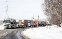 Перевозчики Литвы недовольны количеством разрешений на перевозку грузов в Россию