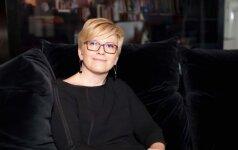 Ingrida Šimonytė: humoro jausmas man padeda nesusireikšminti