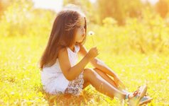 Šią mergaitę vadina gražiausiu 21 amžiaus vaiku
