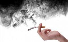 Rūkalių mitybos taisyklės, padėsiančios sumažinti rūkymo žalą