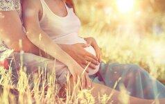Penktoji nėštumo savaitė: jau plaka mažylio širdutė