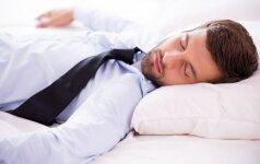 Найден способ заснуть вовремя