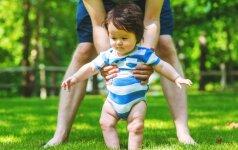 Ar galima autizmą įtarti jau kūdikiui: naujausių tyrimų apžvalga