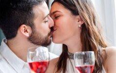 5 romantiškos vakarienės namuose paslaptys