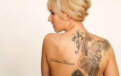 Kaip tatuiruotė veikia žmogaus gyvenimą?