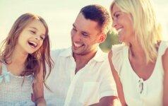 Patarimai, kaip sutarti su savo vaikais visur ir visada