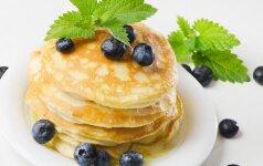 TOP 5: vaikiški pusryčiai +receptai
