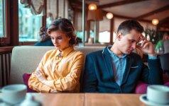 Psichologas: kas laiko negyvuose santykiuose ir kodėl sunku išsiskirti