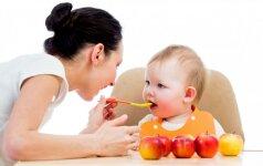"""Atsakykite į klausimą ir laimėkite knygą """"Mano vaikas nieko nevalgo"""" (REZULTATAI)"""