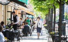 Сколько жителей Литвы видят перемены к лучшему?