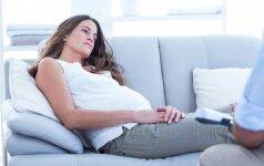 Ar tikrai pastojusi moteris praranda dalį savo draugių: psichologės komentaras