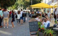 Евростат: туристы из стран Балтии отдают предпочтение Литве
