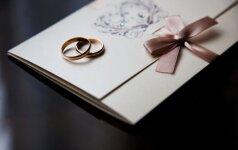 Mįslingos organizacijos tikslas – išsaugoti laimingą santuoką?
