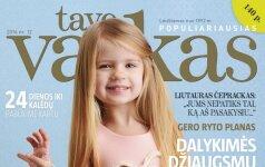 Gruodžio mėnesio TAVO VAIKO žurnalas kviečia dalintis gerumu